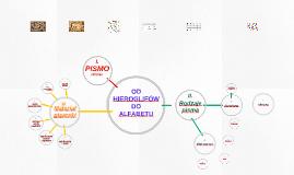 Od hieroglifów do alfabetu. kl. IV