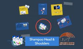 shampoo head & shoulders