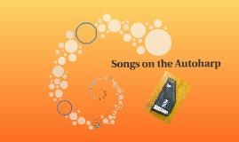 Songs on the Autoharp