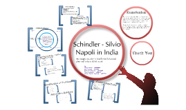 case study silvio napoli at schindler As you grow in an organization, your span of control increases, says silvio napoli, likening management to playing pool one has to learn to influence others more than just doing everything yourself.