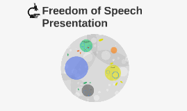 Freedom of Speech Presentation