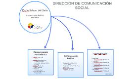 DIRECCIÓN DE COMUNICACIÓN SOCIAL