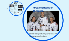 First Americans on The Moon