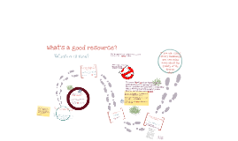 How to choose a good science project resource?