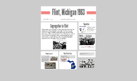 Flint, Michigan 1963