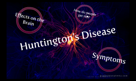 Huntington's Disease