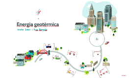 Energía geotèrmica