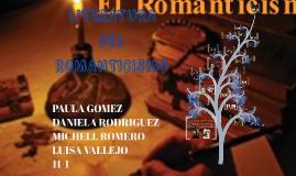 Copy of Copy of  Literatura del Romanticismo