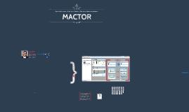 MACTOR
