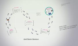 Avid Senior Seminar