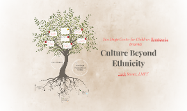 Culture Beyond Ethnicity