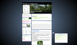 Design an Arthropod