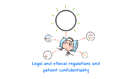 legal and ethical regulations and patient confidentiality