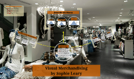Copy of Visual Merchandising