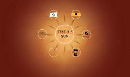 TESLA'S SUN