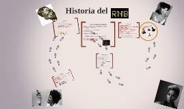 Copy of Historia del R&B