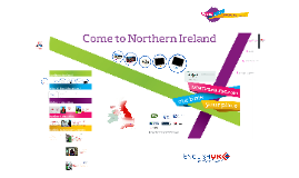 Come to Northern Ireland