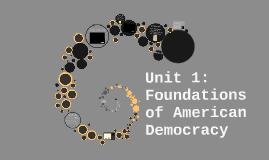 U1 Constitutional Republic
