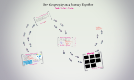 Fall 2017: Our  Geography 2144 Journey Together