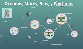 Océanos, Mares, Ríos, y Pantanos