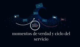 Copy of momentos de verdad y ciclo del servicio