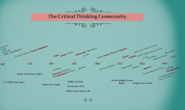 The Critical Thinking Community