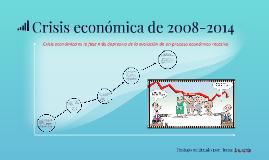 Crisis económica de 2008-2014