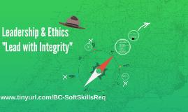 Revised Leadership & Ethics