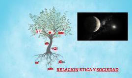 Copy of RELACION ETICA Y SOCIEDAD