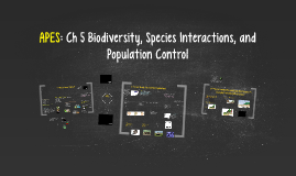Copy of Buford APES Ch 5: Population Biology