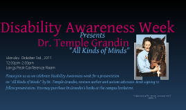 Copy of Temple Grandin