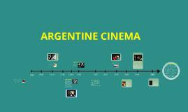 Historia del cine argentino