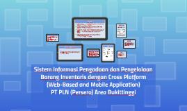 Sistem Informasi Pengadaan dan Pengelolaan Barang Inventaris