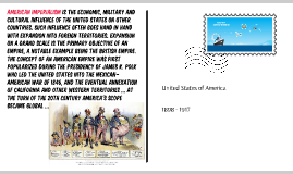 (AH2) Objective 4 - American Imperialism