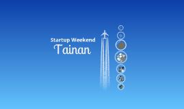 Startup Weekend Tainan