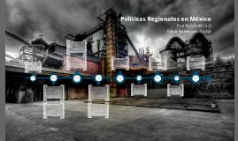 Políticas Regionales en México