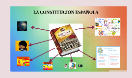 CONSTITUCIÓN ESPAÑOLA
