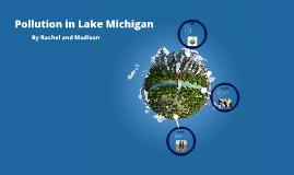 Pollution in Lake Michigan