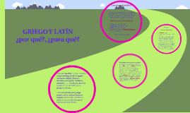 Prezi Latín y Griego