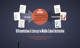 Copy of Differentiation & Literacy in Middle School Instruction