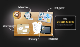 Desktop Prezumé by Øistein Gjøvik