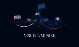 VISUELL MUSIKK