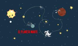 MARTE, es el planeta mas