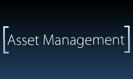 [ENGLISH] Enterprise Asset Management ~ aandachtsgebieden