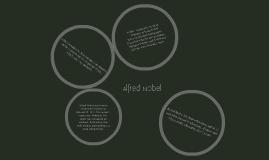 Alfred Nobel PowerPoint