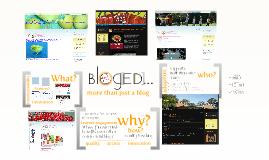 blogED
