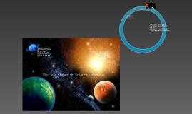 Copy of Provável origem do Sol e dos planetas