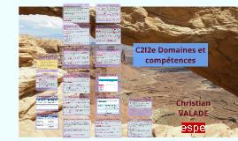 Présentation du C2i2e : ESPE Toulouse