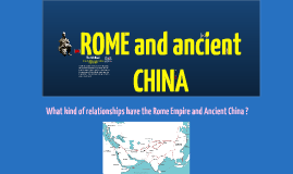 Rome and Ancient China