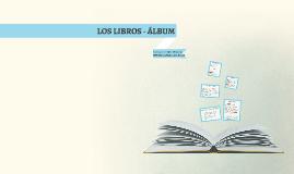 LOS LIBROS - ÁLBUM
